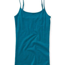 Aeropostale Womens Solid Basic Cami Photo