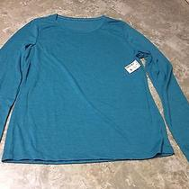 Aeropostale Womens Solid Long Sleeve Xl Photo