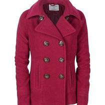 Aeropostale Womens Solid Peacoat Photo