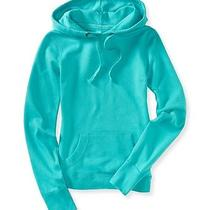 Aeropostale Womens Solid Popover Hoodie Photo