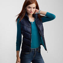 Aeropostale Womens Solid Puffy Vest Photo