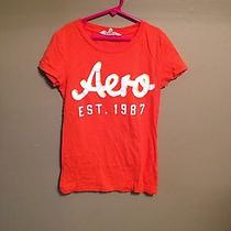 Aeropostale Womens T-Shirt Medium Photo