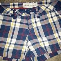 Aeropostle Stretch Shorts Size 1/2 Photo