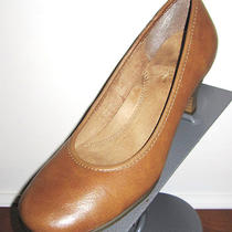 Aerosoles Wise Guy Whiskey Hue Man Made Material Pumps Sz 7 M Ln Lk Photo