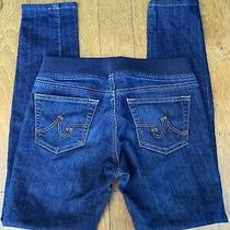 Ag Adriano Goldschmied Maternity Skinny Jeans Size 25 Photo