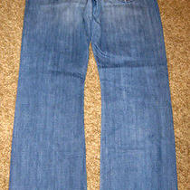 Ag Adriano Goldschmied Relaxed the Hero Boot Cut Jeans - Men 31x32 Usa Photo