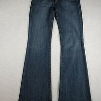 Ag Adriano Goldschmied the Club Bootcut Jeans Blue Womens Size 30x33 Vintage Euc Photo