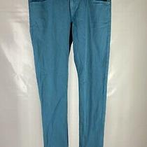 Ag Adriano Goldschmied the Graduate Men Tailored Leg Jeans 34x34 Blue Photo
