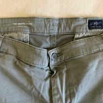 Ag Adriano Goldschmied the Griffin Gray Tailored Short Men's Shorts 44
