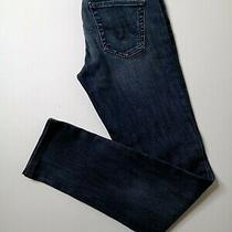 Ag Adriano Goldschmied Women's Size 27r the Legging Skinny Fit Blue Jeans 2229 Photo