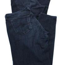 Ag Adriano Goldschmied Womens Super Skinny Jeans Blue Denim Size 30 Lot 2 Photo
