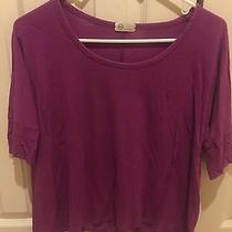 Ag Jeans Purple Top Photo