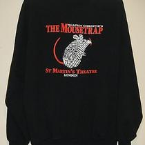 Agatha Christie's Mousetrap St Martin's Theatre London Sweatshirt  Photo