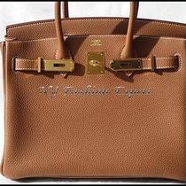 Ageless Gold 30cm Hermes Birkin Bag/gold Photo