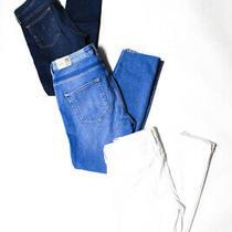 Agolde Zara Trafaluc Ag Adriano Goldschmied Womens Jeans Size 28 8 Lot 3 Photo