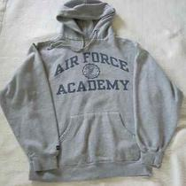 Air Force Academy - Jansport - Men's Gray Hoodie - Size M Photo