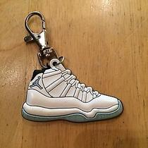 Air Jordan 11 Retro Columbia Keychain  Photo