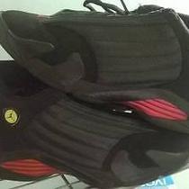 Air Jordan 14 Last Shot Bred Retro Xiv 2011 Size 8.5 Nike Air Mj 23 Photo