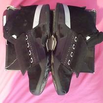 Air Jordan 17 Xvii Sz 13 Collezione Cdp Black/silver Photo