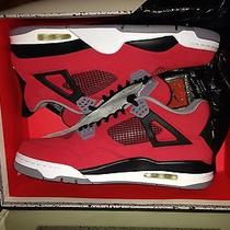 Air Jordan 4 Retro Toro Photo