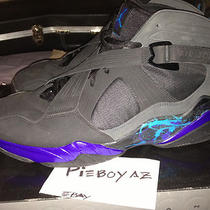 Air Jordan 8.0 Aqua 8's Retro Photo