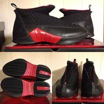Air Jordan Cdp Retro 15 Xv Bred Xi Sz 10.5 Aqua Viii Iv Xiii Grape v Yeezy Kobe Photo