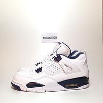 Air Jordan Iv Columbia Photo