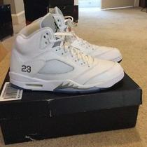 Air Jordan Metallic 5 Photo