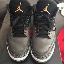 Air Jordan Retro 3 Fear Photo