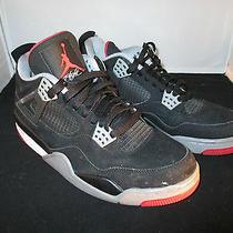 Air Jordan Retro 4 Photo