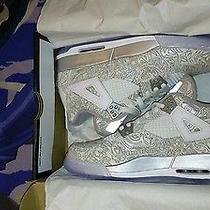 Air Jordan Retro 4 Laser  Photo