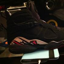 Air Jordan Retro 8 Viii Playoff 2007 Aqua Space Jam Photo