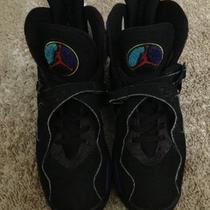 Air Jordan Viii Aqua Retro Photo