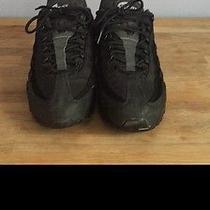Air Max Size 9 Black Photo
