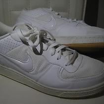 Air Nike All-White Low Top Size 11.5 Photo