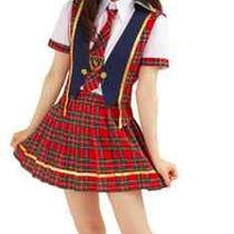Akiba Girl Costume Cosplay Costume Cosplay Costume  Fancy Dress  Photo