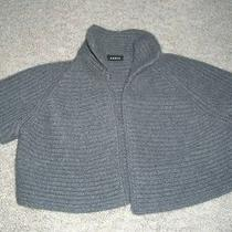 Akris 100% Cashmere Bolero Jacket Perfect for Holidays Photo
