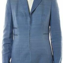Akris Blue Blazer/vest Size M Photo