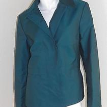 Akris Modern Button Coat Size 14 Photo