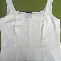 Akris Off White Tank  Photo