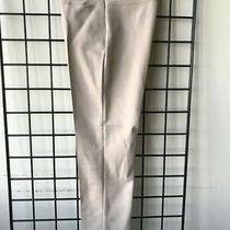 Akris Punto Cropped Cotton-Blend Straight-Leg Pantsfabric Origin Italy  Size 4 Photo