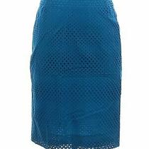 Akris Punto Women Green Casual Skirt 2 Photo