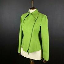 Akris Punto Wool Angora Women's Blazer Jacket Size Us 6 Photo