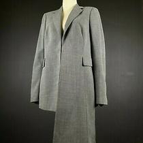 Akris Womens Blazer Jacket Size Us 12  Photo