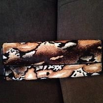Aldo Animal Print Clutch Photo