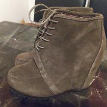 Aldo Ankle Boots Women's Size Euro 38 Suede Photo