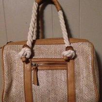 Aldo Beige & Tan Handbag Photo