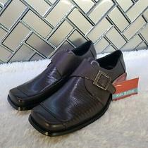 Aldo Bellini Men's Formal Dress Shoes (Brown) Size 10.5 Photo