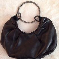 Aldo Black Clutch Bracelet Ring Handle  - Gently Used Photo