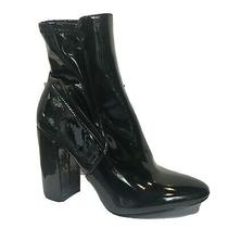 Aldo Black Patent Leather 3.5